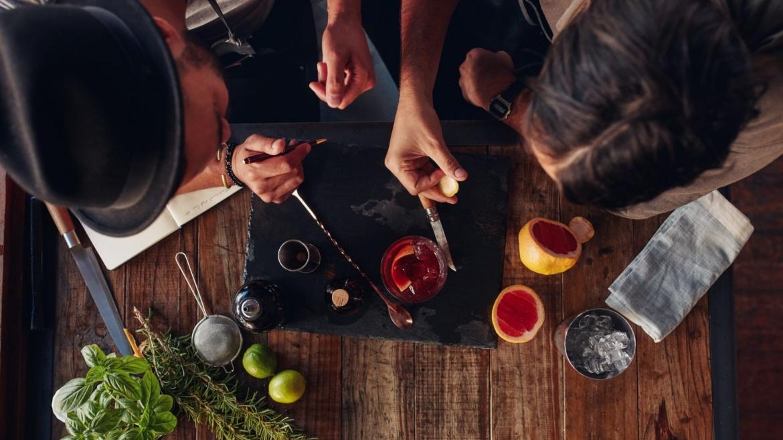 Atelier & cours de cocktails