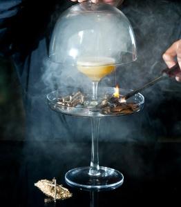 smoky-cocktail-show