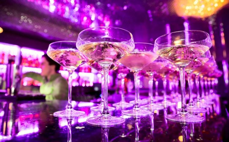 Cocktail Shows Barman événementiel